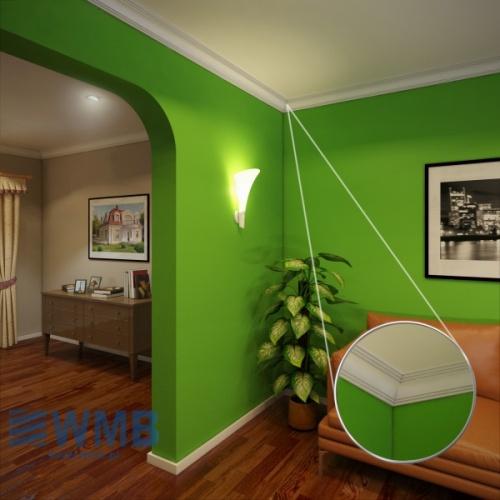 Wizualizacja produktu Ceiling Molding LW6