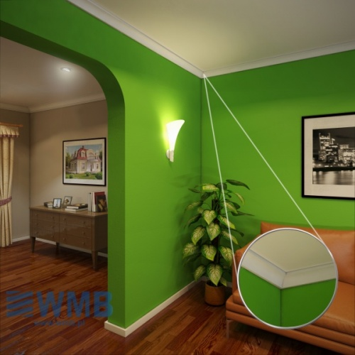 Wizualizacja produktu Ceiling Molding LW10