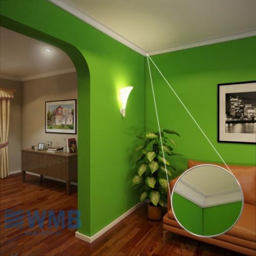 Wizualizacja produktu Ceiling Molding LW11
