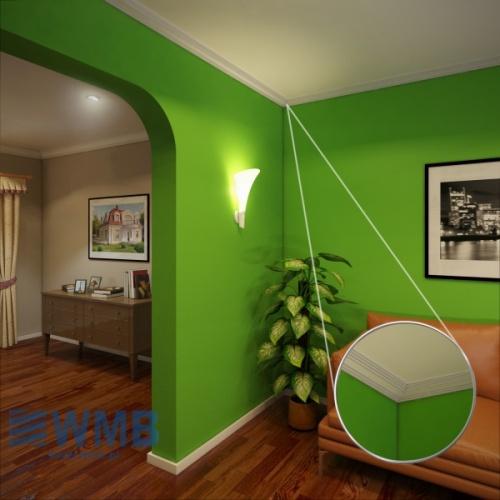 Wizualizacja produktu Ceiling Molding LW13