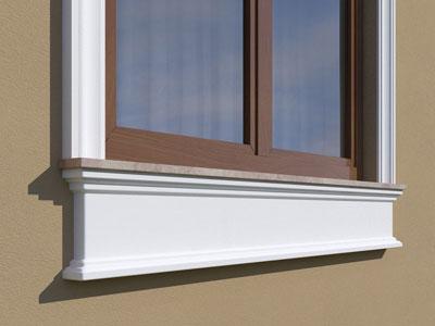 Wizualizacja produktu Under the Windowsill P12