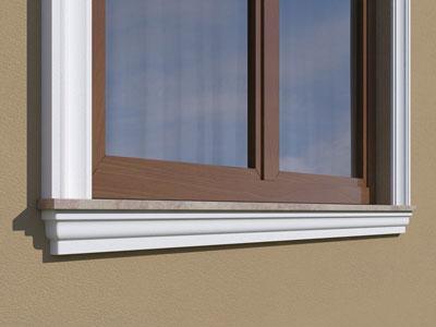 Wizualizacja produktu Under the Windowsill P5