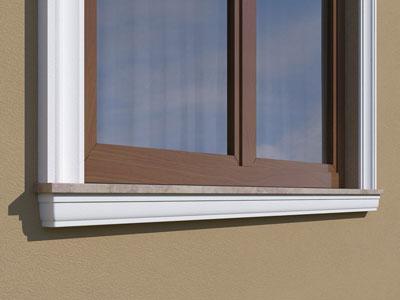 Wizualizacja produktu Under the Windowsill P7