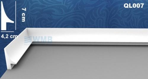 Wizualizacja produktu Baseboard HD QL007