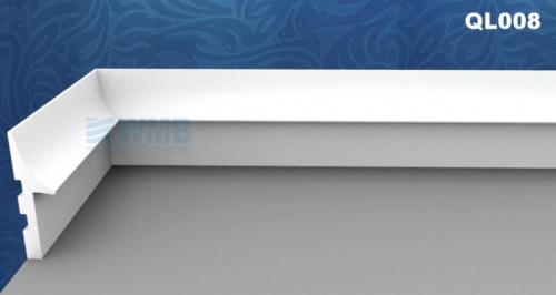 Wizualizacja produktu Listwa podłogowa HD QL008