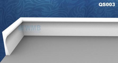 Wizualizacja produktu Listwa podłogowa HD QS003