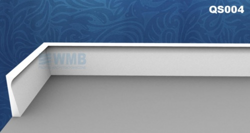 Wizualizacja produktu Listwa podłogowa HD QS004