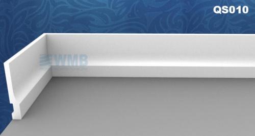 Wizualizacja produktu Listwa podłogowa HD QS010