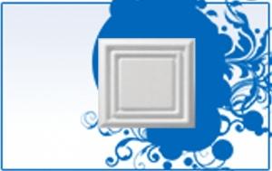 Wizualizacja produktu Decorative Rosette R30