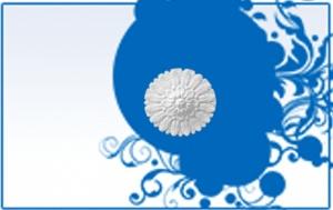 Wizualizacja produktu Decorative Rosette R3