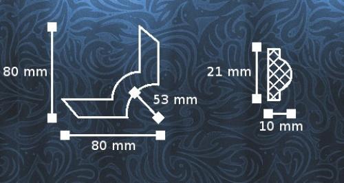Wizualizacja produktu NMC Corner SP2-4