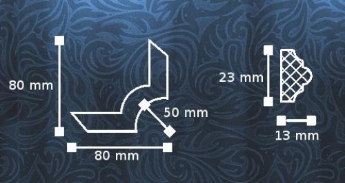 Wizualizacja produktu NMC Corner SP2-5