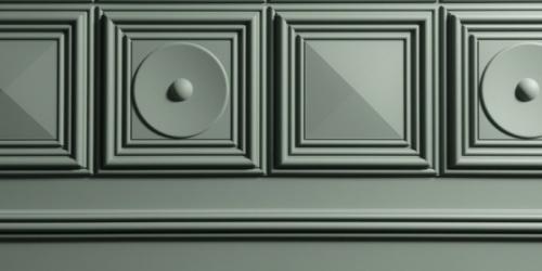 Wizualizacja produktu Panel Orac W122