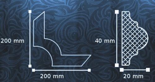 Wizualizacja produktu NMC Corner Z102