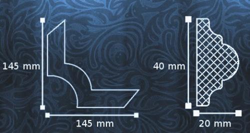 Wizualizacja produktu NMC Corner Z103