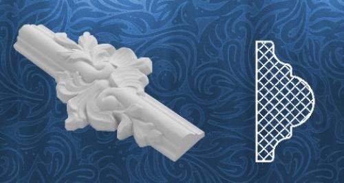 Wizualizacja produktu Ornament Z104