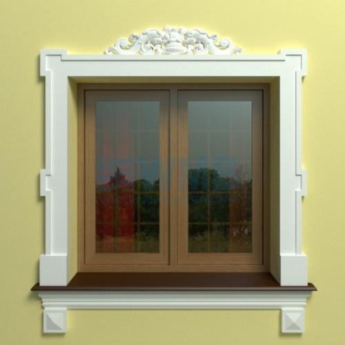 Wizualizacja produktu Zestaw dekoracyjny WMB - Z11