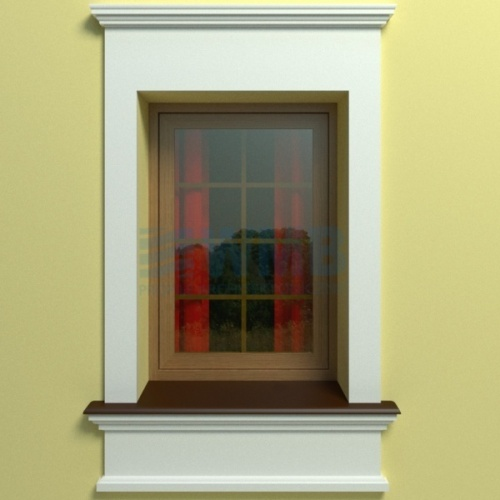 Wizualizacja produktu Zestaw dekoracyjny WMB - Z12