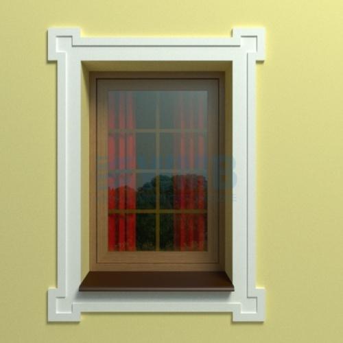 Wizualizacja produktu Zestaw dekoracyjny WMB - Z13