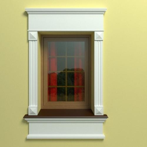 Wizualizacja produktu Decorative Set WMB - Z16