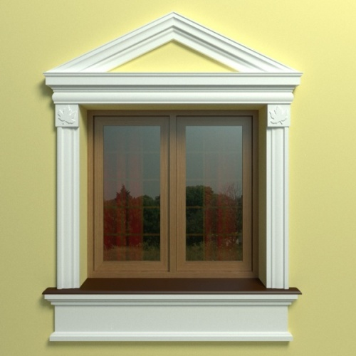 Wizualizacja produktu Zestaw dekoracyjny WMB - Z17