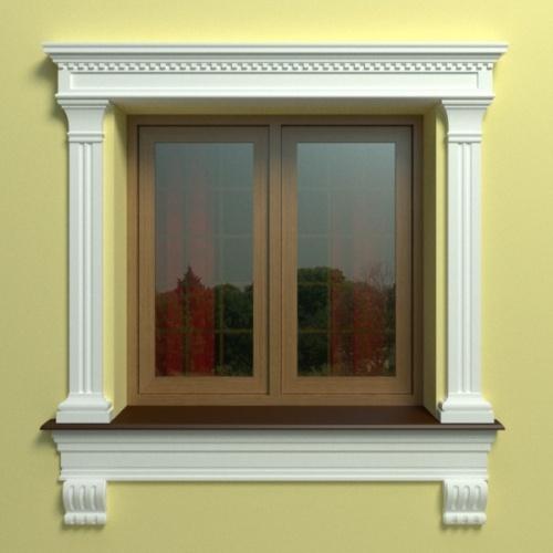 Wizualizacja produktu Zestaw dekoracyjny WMB - Z18