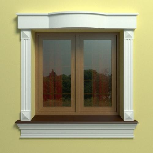 Wizualizacja produktu Zestaw dekoracyjny WMB - Z20
