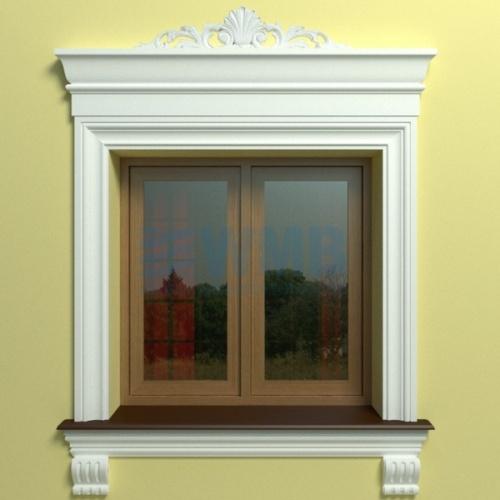 Wizualizacja produktu Zestaw dekoracyjny WMB - ZO2