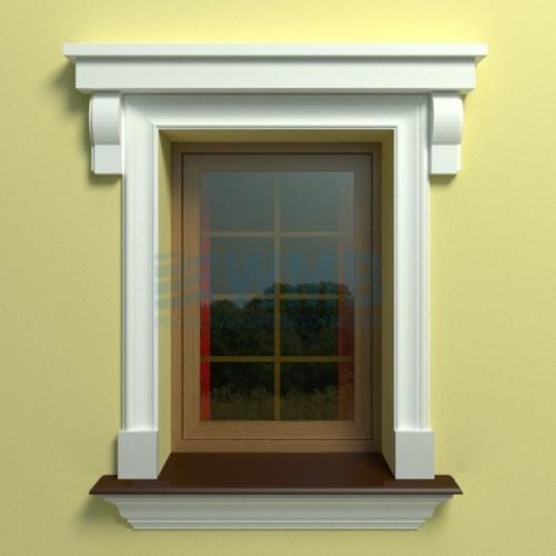 Wizualizacja produktu Zestaw dekoracyjny WMB - ZO4