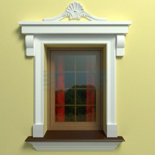 Wizualizacja produktu Zestaw dekoracyjny WMB - ZO5