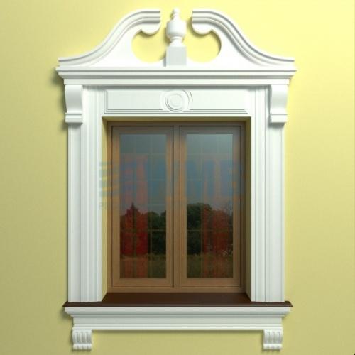Wizualizacja produktu Zestaw dekoracyjny WMB - ZO6