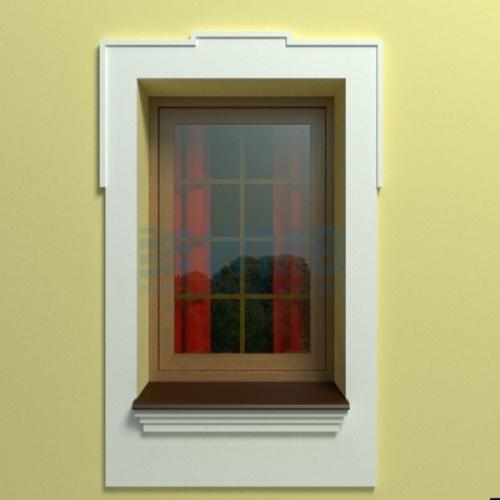 Wizualizacja produktu Zestaw dekoracyjny WMB - ZO8