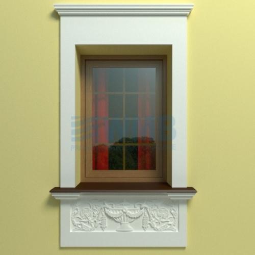 Wizualizacja produktu Zestaw dekoracyjny WMB - ZO9